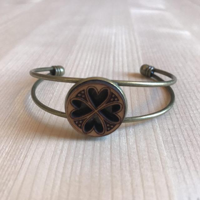 bracelet 4coeurs 1brbis