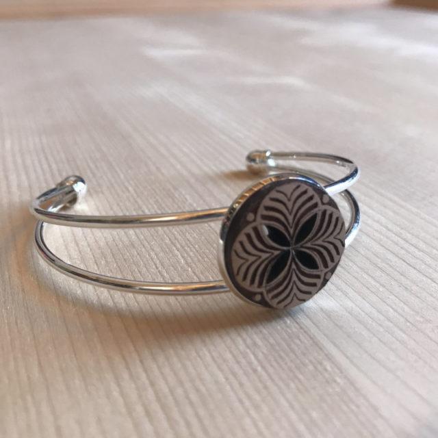 bracelet fleur 3