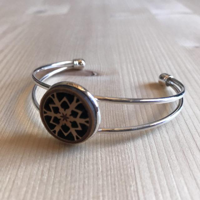 bracelet flocon 1