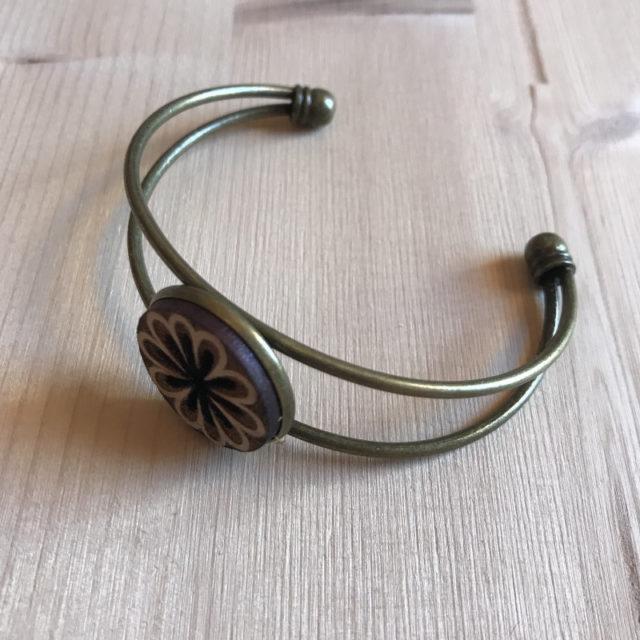 bracelet marguerite 4br